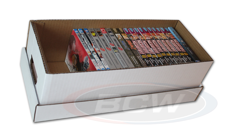 DVD / Manga Storage Box