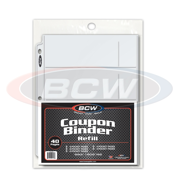 coupon for bcw supplies
