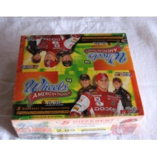 Sealed Retail Box 2004 Wheels American Thunder NASCAR Cards