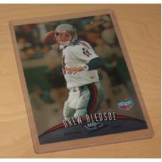 1998 Topps Finest Pro Bowl Jumbo Drew Bledsoe