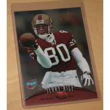 1998 Topps Finest Pro Bowl Jumbo Jerry Rice