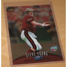 1998 Topps Finest Pro Bowl Jumbo Steve Young