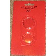 Air Tite Direct Fit Round US Nickel Size Coin Capsule #A21