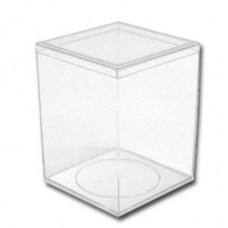 One New BCW Beanie Baby Clear Plastic Display Box