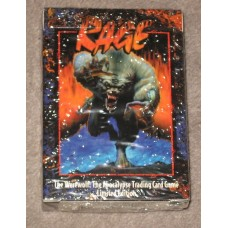Factory Sealed Limited Edition 60-Card Starter Deck Rage Ccg