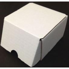 200Ct Cardboard Baseball Trading Card Storage Boxes Bundle / 50