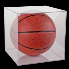 Ballqube Full Size Basketball Cube Display Holder
