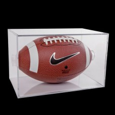 One New Ballqube Football Holder Display Cube