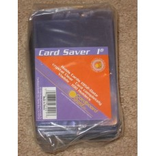 Case of 2000 CBG Card Saver I Large Semi Rigid Card Holders