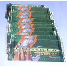 1000 Unopened Packs 1998 Godzilla Supervue Movie Cards
