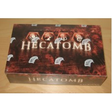 Sealed Booster Box Wotc 2005 Hecatomb Base 1 Ccg