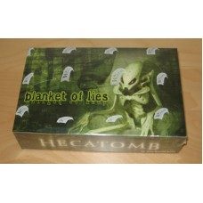 Sealed Booster Box Wotc Hecatomb Blanket of Lies Ccg