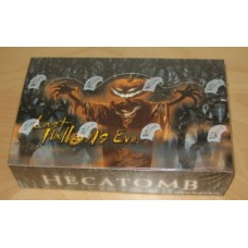 Sealed Booster Box Wotc Hecatomb Last Hallow's Eve Ccg