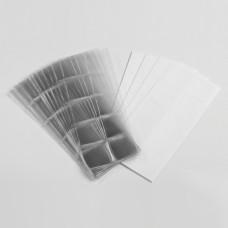 Pack of 100 Lighthouse 2x2 Safe Vinyl Double Pocket Coin Flips