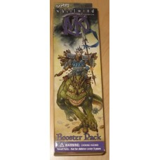 Unopened Booster Pack : Mage Knight Whirlwind Expansion