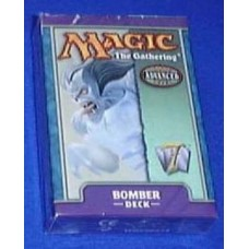 Magic The Gathering 7th Edition Bomber Theme Deck