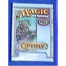 Sealed Magic The Gathering Odyssey Liftoff Theme Deck