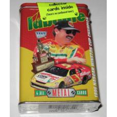 1997 Team Metal Terry Labonte 4 Metal Card Tin Set