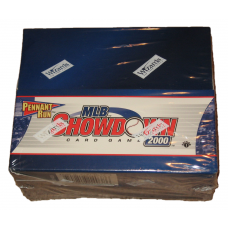 Sealed Booster Box 2000 MLB Showdown Pennant Run CCG Gaming Cards 1st Edition
