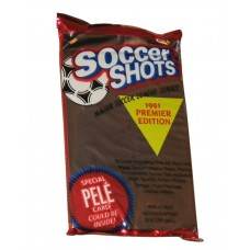 Unopened Pack 1991 Soccer Shots Premier Edition Trading Cards