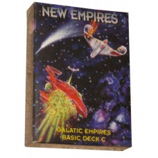 Factory Sealed Galactic Empires Card Game New Empires Starter Basic Deck C