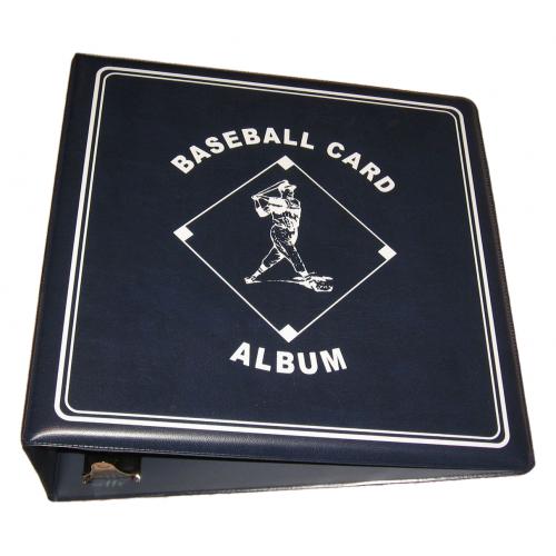BCW Baseball Card Collection Album