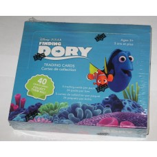 Factory Sealed 24 Pack Box 2016 Upper Deck Finding Dory Disney Trading Cards