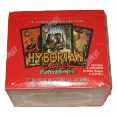 Sealed Booster Pack Box 1995 Cardz Hyborian Gates Collectible Card Game CCG