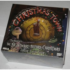 Factory Sealed Booster Box Nightmare Before Xmas Christmas Town Expansion TCG