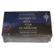 Sealed Booster Box Star of the Guardians Collectible Trading Card Game CCG
