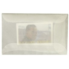1000 Guardhouse #1 Acid Neutral Glassine Stamp Envelopes 1 3/4 x 2 7/8 sleeves