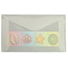 1000 Guardhouse #3 Acid Neutral Glassine Stamp Envelopes 2 1/2 x 4 1/4 sleeves