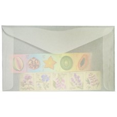 1000 Guardhouse #5 Acid Neutral Glassine Stamp Envelopes 3 1/2 x 6 sleeves