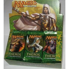 Factory Sealed Unopened 15 Card Booster Pack Magic The Gathering Theros MTG CCG