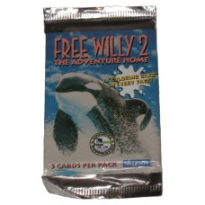 36 Sealed Packs 1995 Skybox Free Willy 2 The Adventure Home Movie Trading Cards