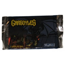 36 Unopened Packs 1995 Skybox Disney Gargoyles Trading Cards