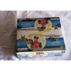 Sealed Retail Box 2004 Press Pass Optima NASCAR Racing Cards