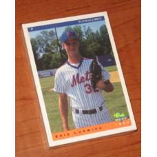 1993 Classic Pittsfield Mets 27 Card Team Set