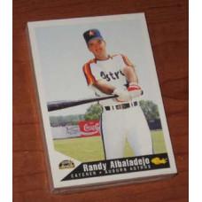 1994 Classic Auburn Astros 28 Card Team Set