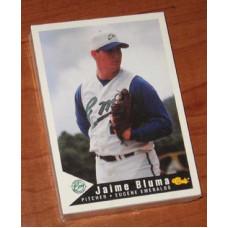 1994 Classic Eugene Emeralds 30 Card Team Set