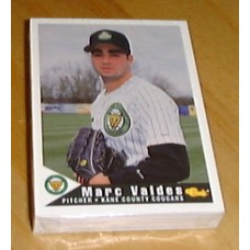 1994 Classic Kane County Cougars 30 Card Team Set