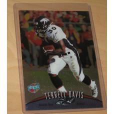 1998 Topps Finest Pro Bowl Jumbo Terrell Davis