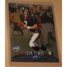 1998 Topps Finest Pro Bowl Jumbo John Elway