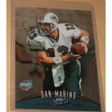 1998 Topps Finest Pro Bowl Jumbo Dan Marino