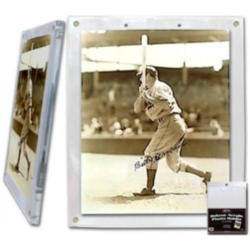Case Of 20 Bcw 8 X 10 Photo 12 Acrylic Screw Down Holders