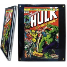 BCW Deluxe Acrylic Comic Book Display Silver Age