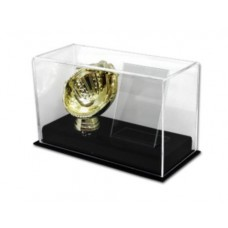 BCW Deluxe Acrylic Gold Glove Baseball and Trading Card Display