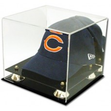 BCW Deluxe Acrylic Cap/Hat Display - With Mirror