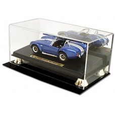 BCW Deluxe Acrylic 1:18 Scale Car Display - With Mirror