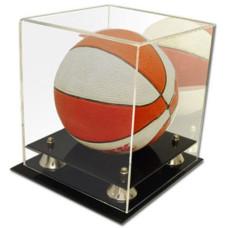 BCW Deluxe Acrylic Mini Basketball Display - With Mirror